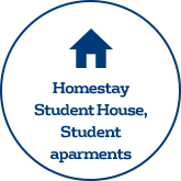 Homestay Student House, Student apartments