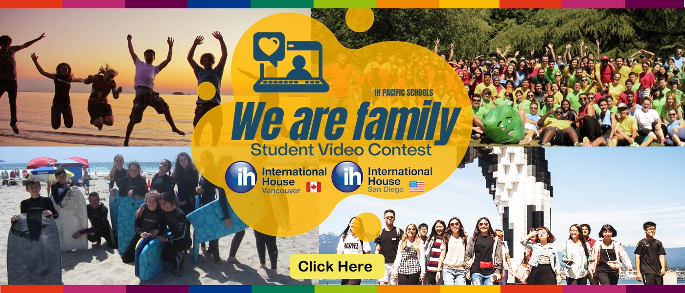 We are family ~Student Video contact~